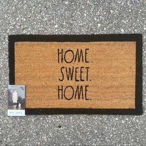 Rae Dunn HOME SWEET HOME Outdoor Mat
